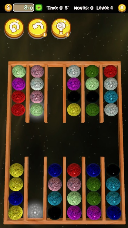 Brain Marbles - the puzzle screenshot-3