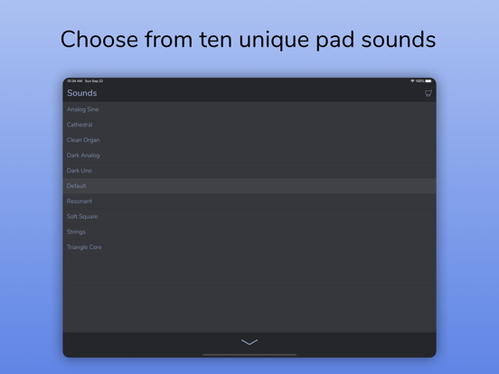 AutoPad — Ambient Pad Loops