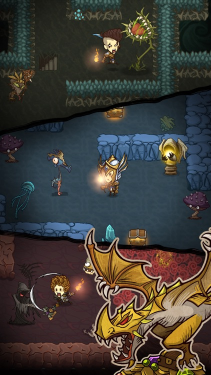 The Greedy Cave screenshot-1