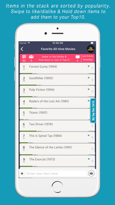 STAQ.ly - Discover & Share screenshot two