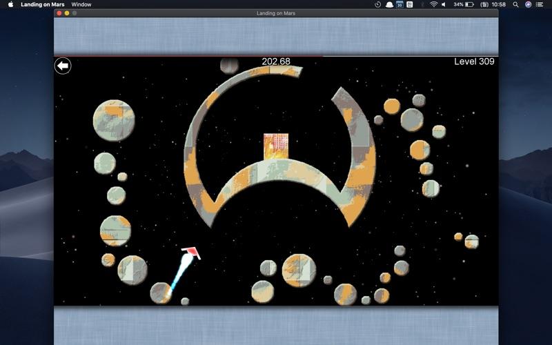 Landing on Mars for Mac