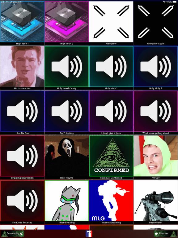 MLG Soundboard Ultimate Memes by El Dorado Apps LLC (iOS