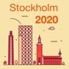 Stockholm 2020 — offline map