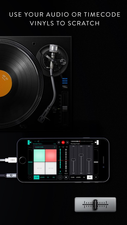 Mixfader dj app screenshot-4