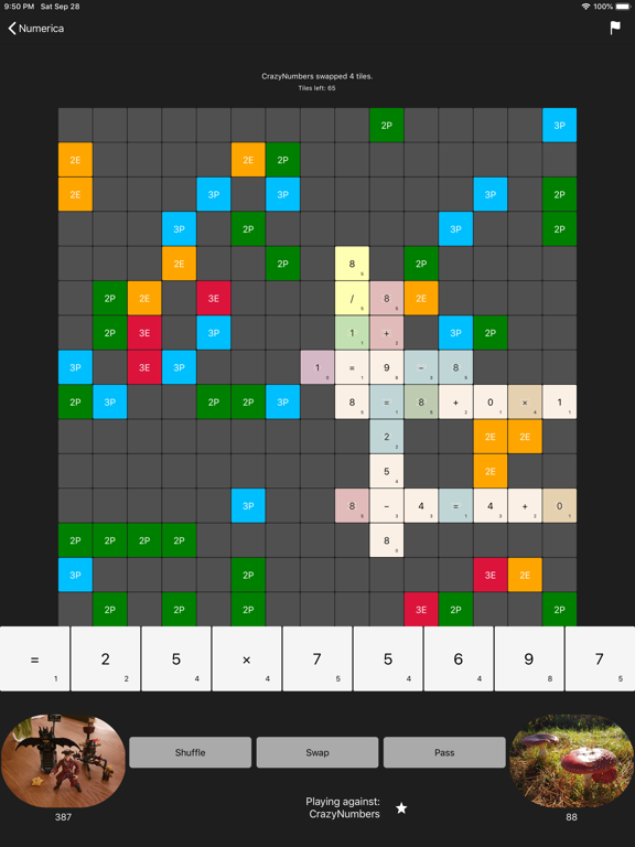 Numerica - A game of numbers screenshot 8