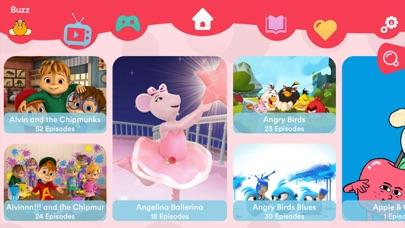 Virgin TV Kids screenshot two