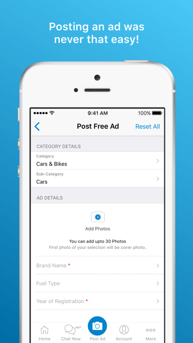 Quikr: Local Classifieds by Quikr India (iOS, United States