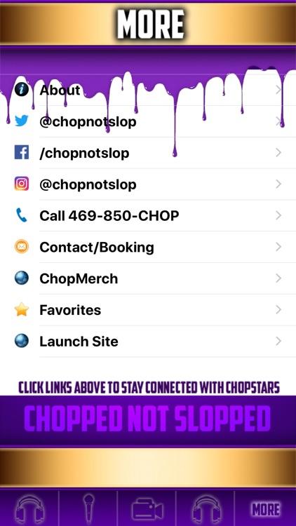 ChopNotSlop screenshot-4