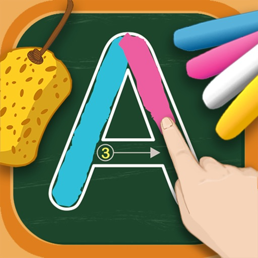 Write Letters - Tracing ABC