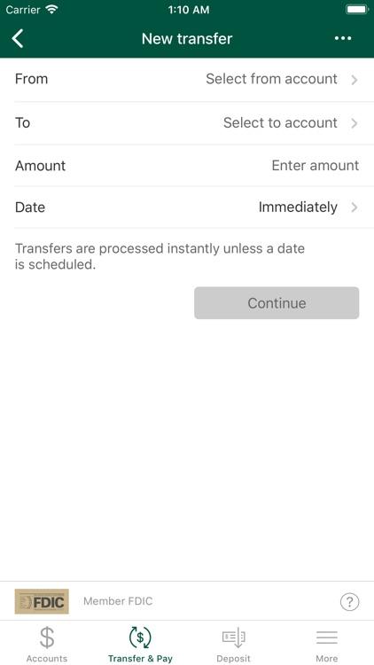 Profile Bank Mobile Banking screenshot-4