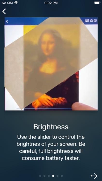 Tracing Projector screenshot-3