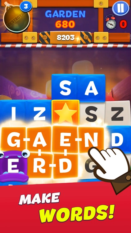 Toy Words - play with friends screenshot-0
