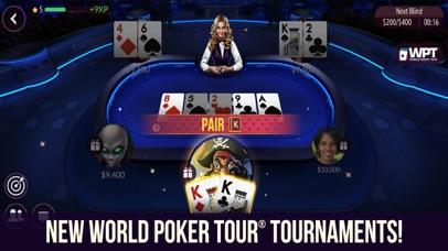 Zynga Poker - Texas Holdem Screenshot on iOS