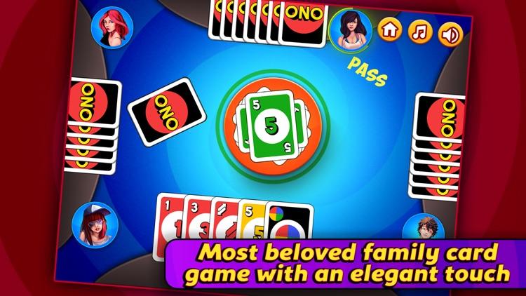 Ono - Fast Card Game Fun screenshot-4