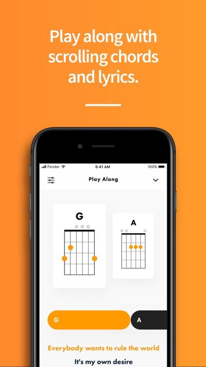 Fender Songs | Guitar Chords