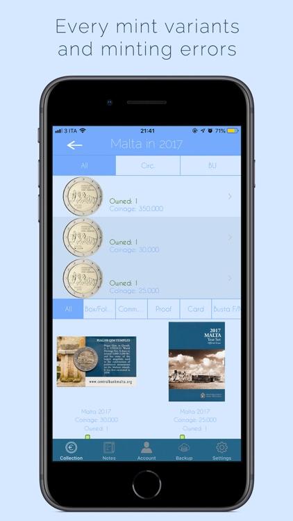 Euro Coins Album screenshot-6