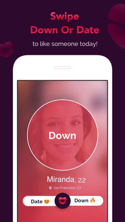 DOWN Dating: 18+ Match&Hookup