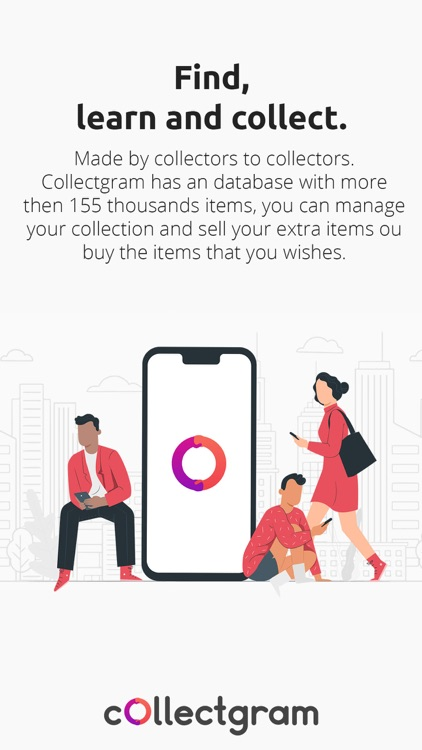 Collectgram - Coins Catalog screenshot-0