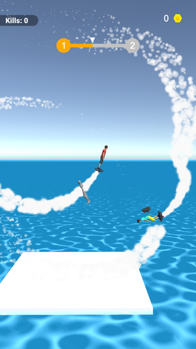 Flyboard 3D screenshot 2
