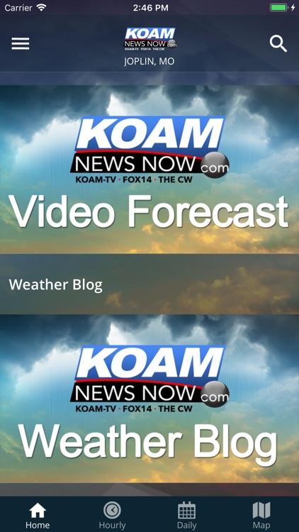 KOAM Sky Watch Weather screenshot-6