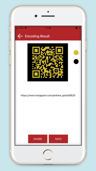 QR Code Reader & Barcode PRO Screenshot