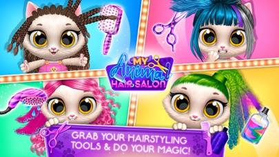 My Animal Hair Salon World screenshot 3