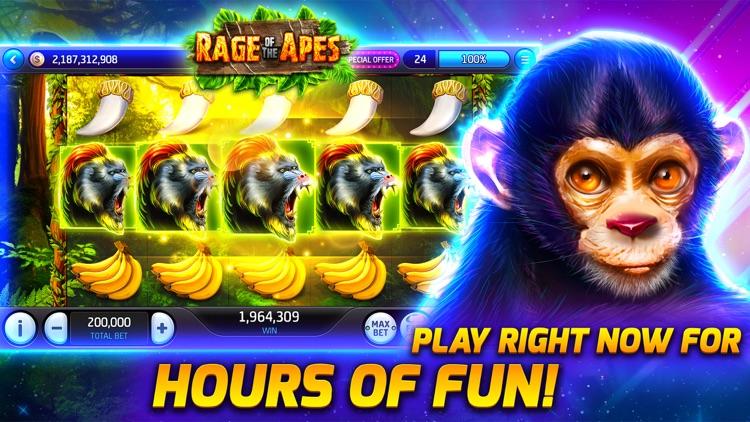 Slots Casino Zoo ™ Slot Games screenshot-4