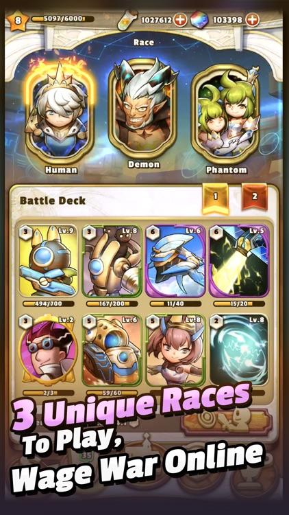 Omega Force: Battle Arena