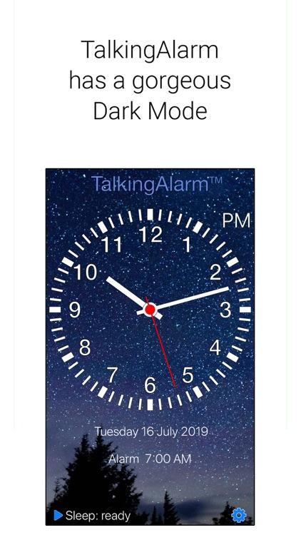 TalkingAlarm screenshot-3