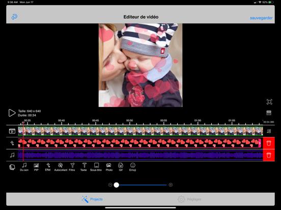 VideoToLive Video Maker Editor