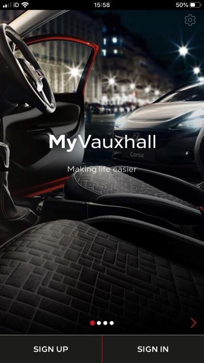MyVauxhall