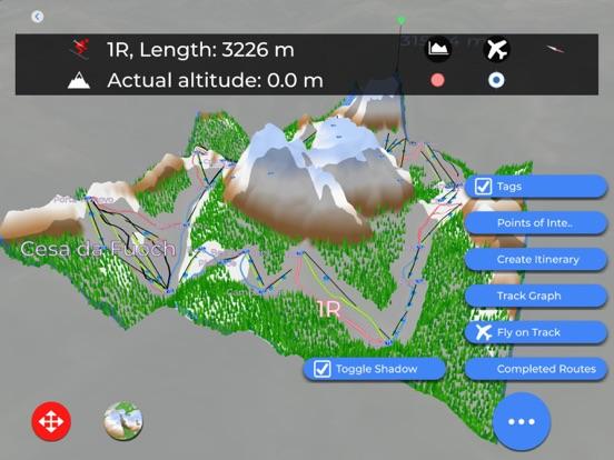 3DSkiTracks - Norway screenshot 10