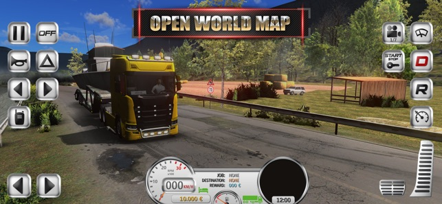 Euro Truck Evolution (Sim) on the App Store