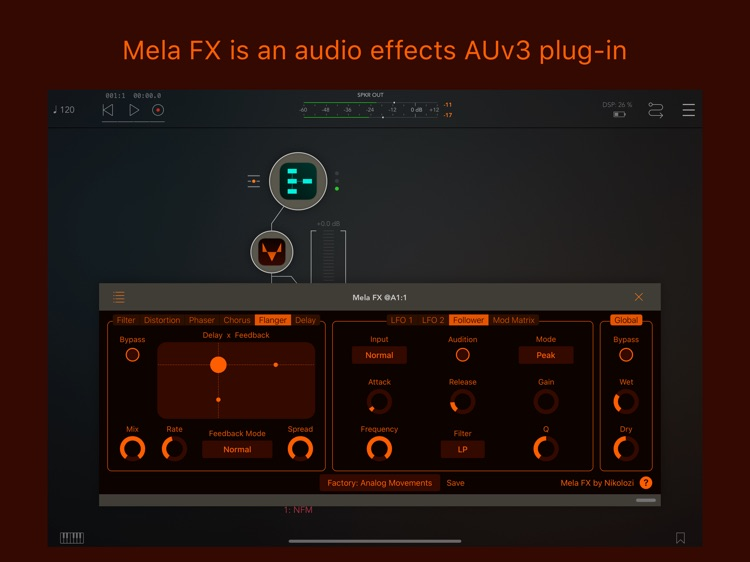 Mela – Synth & FX screenshot-3