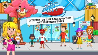 My City : Boat Adventures screenshot 1