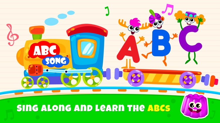 Games for Kids Reading Letters screenshot-4