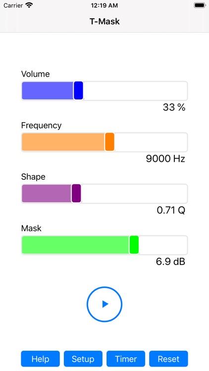 T-Mask screenshot-3