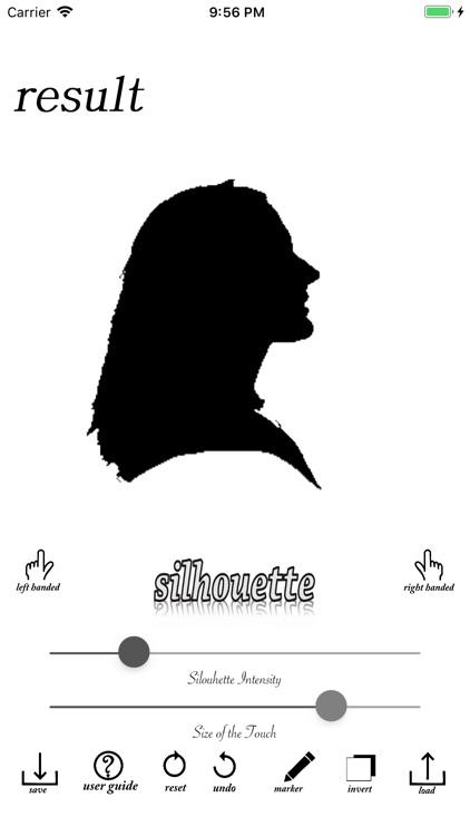 Silhouette Photo Editor