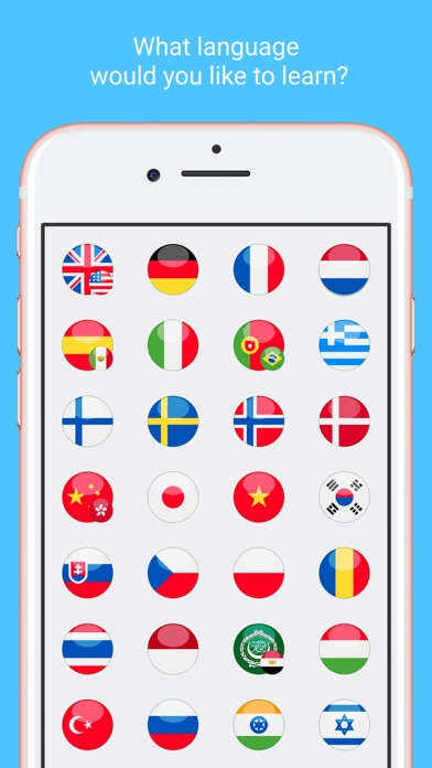 Learn languages - LinGo Play screenshot two