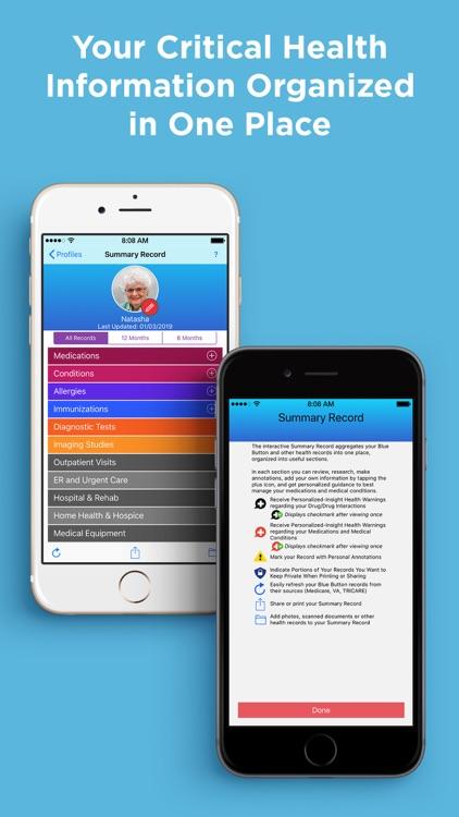iBlueButton® screenshot-3