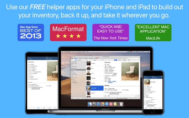 Track All Your Stuff On Your Mac Using Your iPhone With Home Inventory