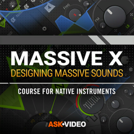 Design Massive Sounds Course