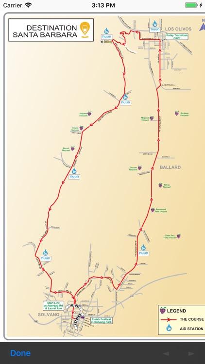 Santa Barbara Half Marathon
