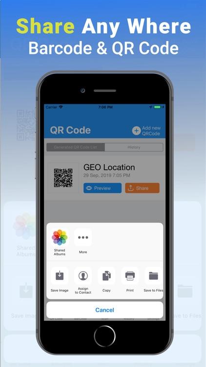 QR-Barcode Scanner screenshot-6