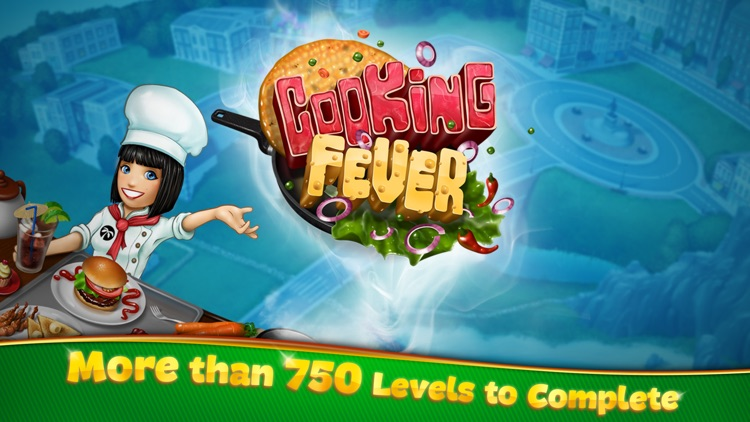 Cooking Fever screenshot-3