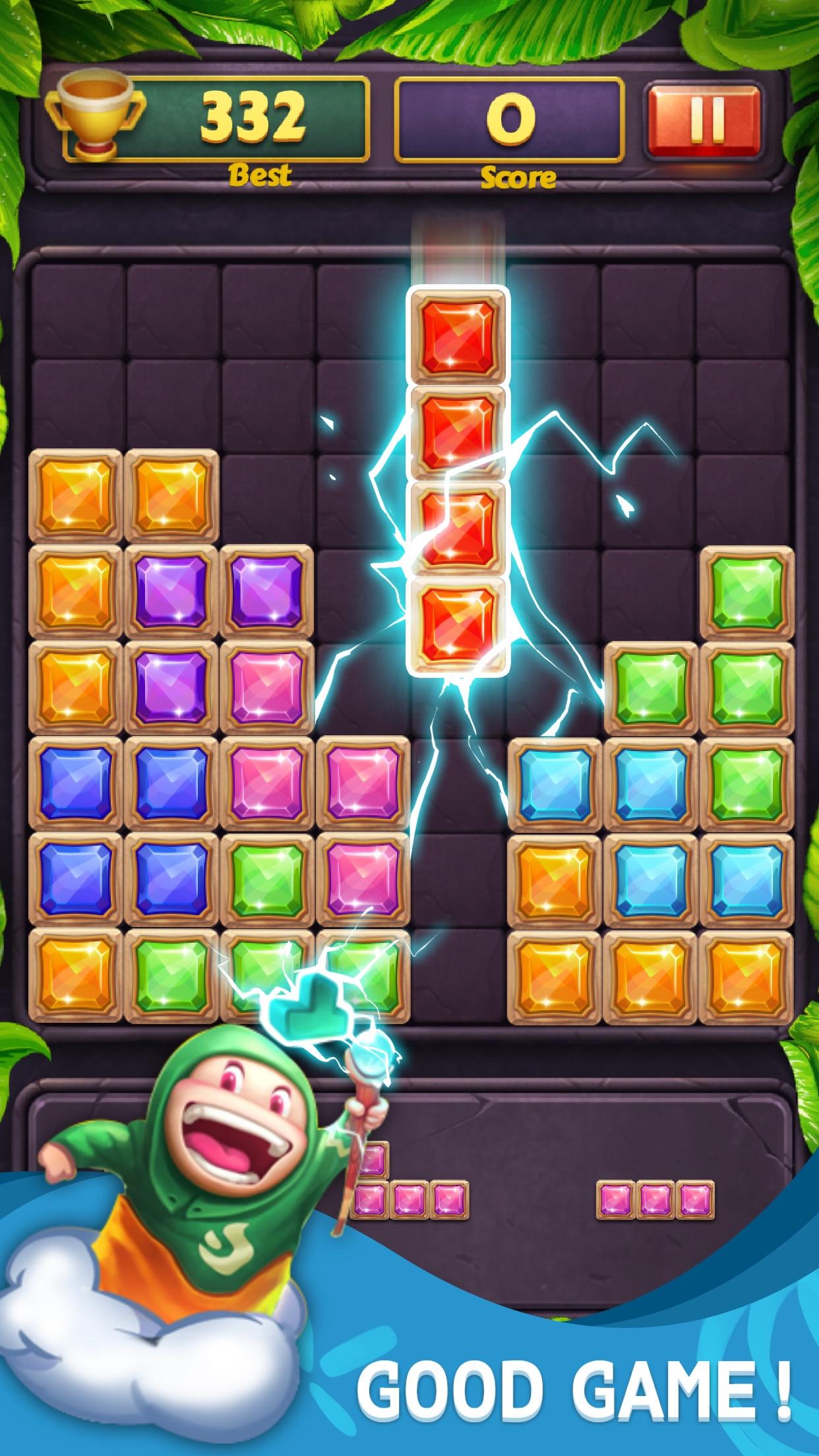Block Puzzle Jewel Legend Screenshot