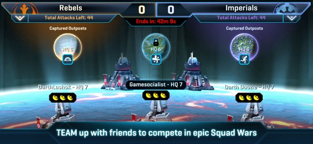 Star Wars™: Commander on the App Store