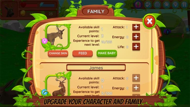 Deer Simulator - Animal Family screenshot-6