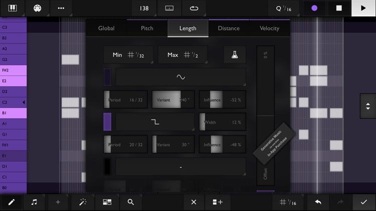 Xequence | MIDI Workstation screenshot-6