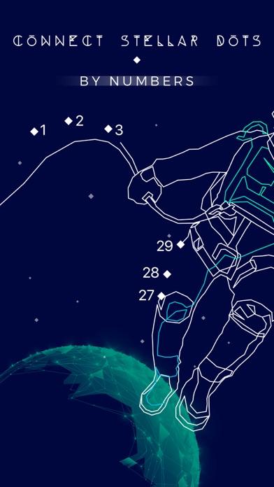 Stellar Dots: dot to dot game